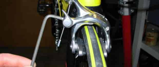 How To Adjust Bicycle Brakes