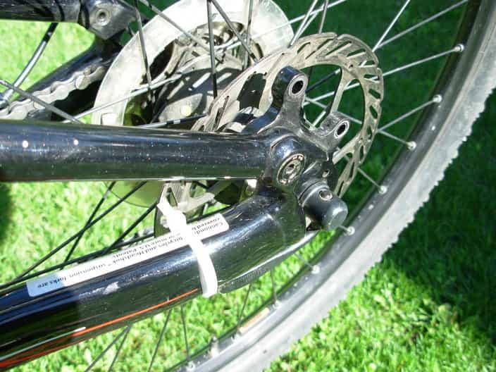 Bike Disc Brakes