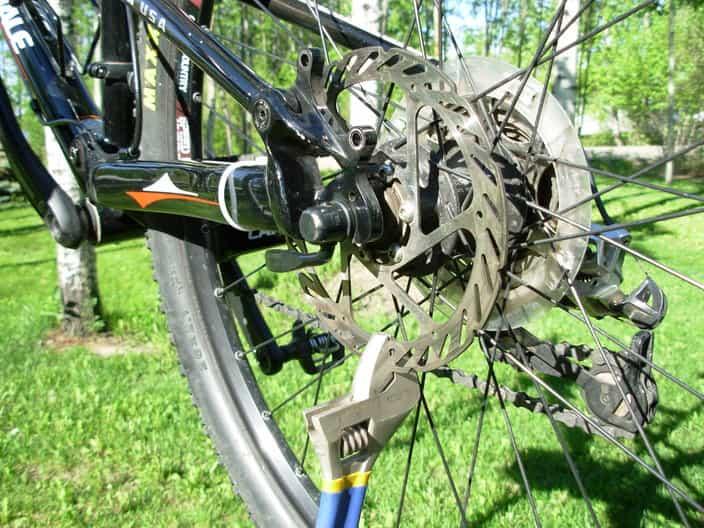 Repair Bike Disc Brake