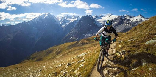 long distance biking