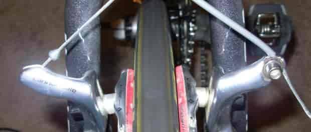 bicycle brake pads