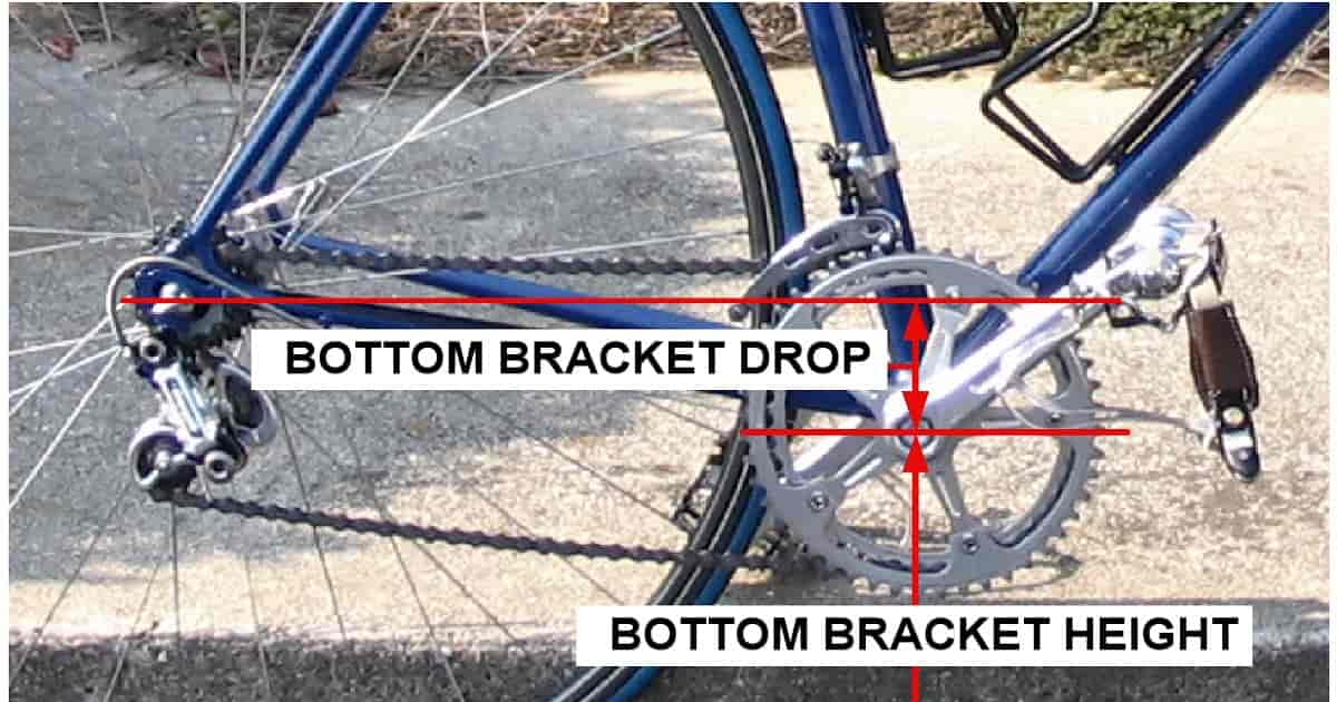 what is a bike bottom bracket