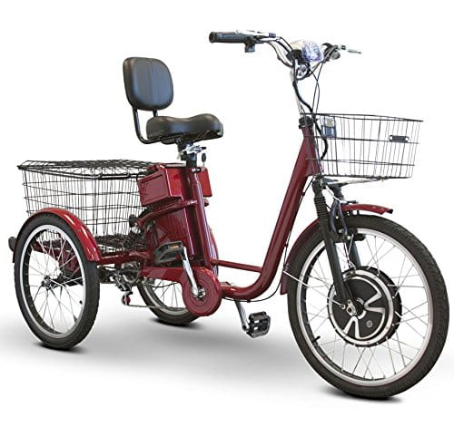 Electric Trike Adult Tricycle