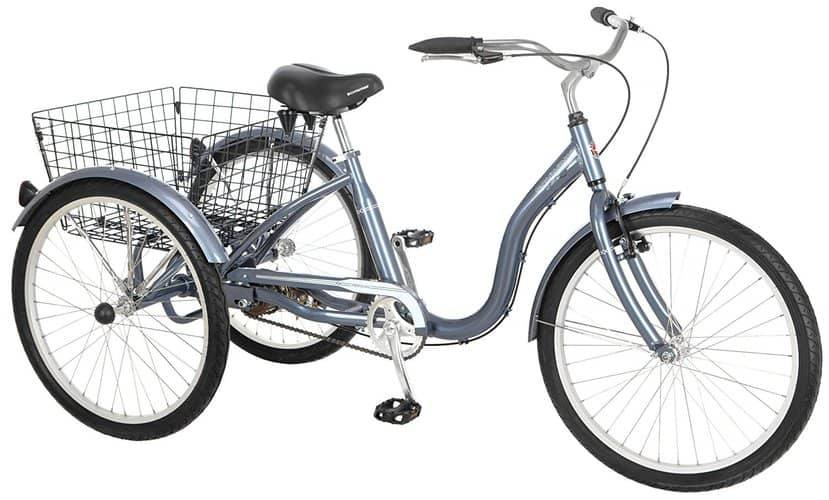 Schwinn 24 Wheel Meridian Adult Tricycle