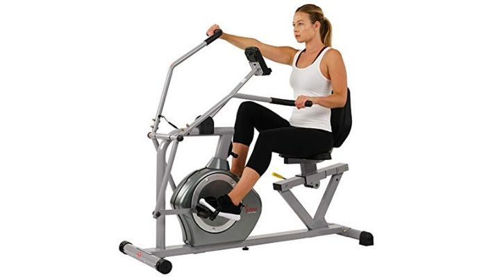 Cross Training Recumbent Bike
