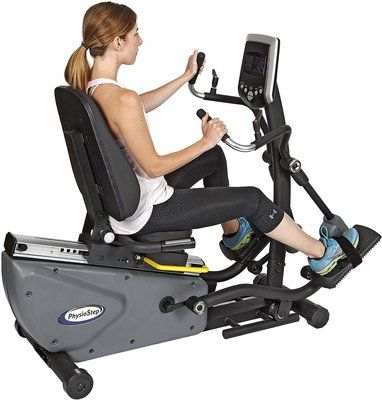 HCI Fitness Physio Step HXT Recumbent