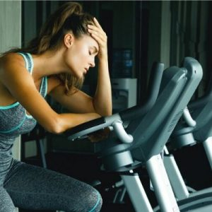 The Mistakes That Can Happen In Indoor Cycling Exercise Class
