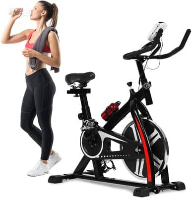 Exercise Bike Recumbent Spin Cycling