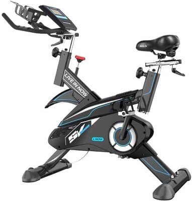 L NOW Indoor Exercise Bike