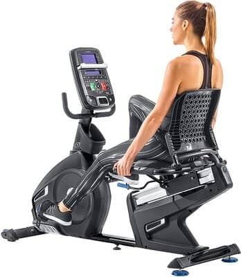 Nautilus Recumbent Bike