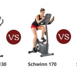 Schwinn 130 vs 170 vs a10 – Upright Series Bike