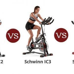 Schwinn IC2 vs IC3 vs IC4 – Indoor Cycling Bike Series