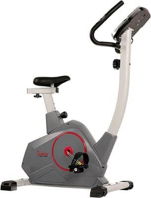 Sunny Health & Fitness Stationary Upright Exercise Bike