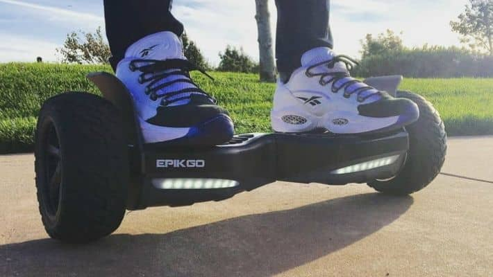 8 Inch Wheel Hoverboards