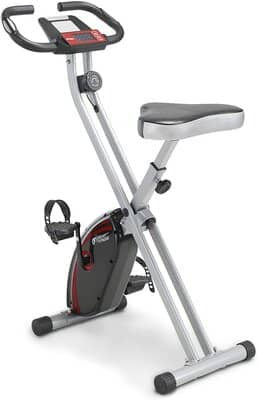 CIRCUIT FITNESS Circuit Fitness Folding Exercise Bike