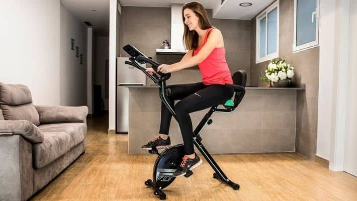 Foldable Spin Bike