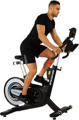 Sunny Health & Fitness Asuna 6100 Sprinter Cycle