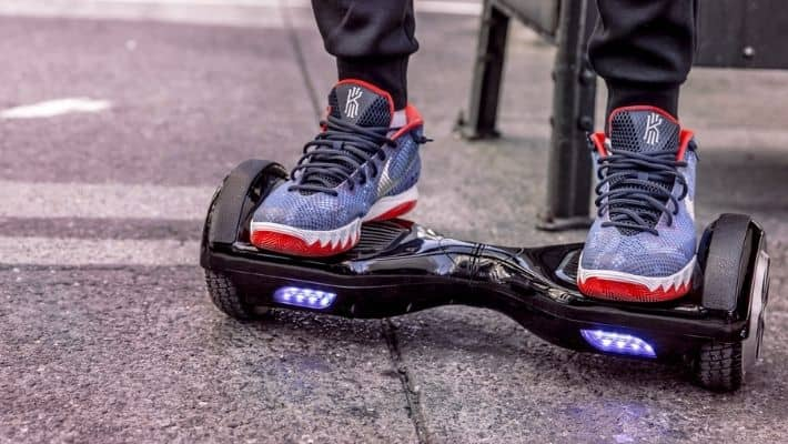 Hoverboard With Lights