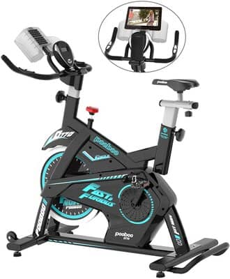 pooboo Magnetic Exercise Bike