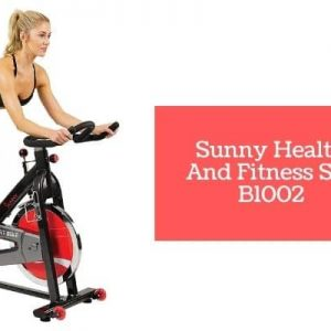 Sunny Health And Fitness SF-B1002