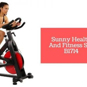 Sunny Health And Fitness SF-B1714