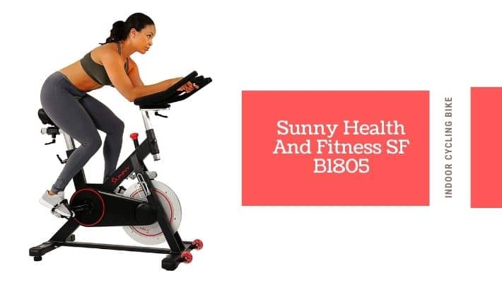 Sunny Health And Fitness SF B1805