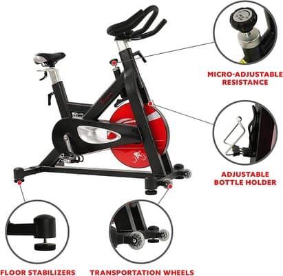 sf-b1714 exercise bike