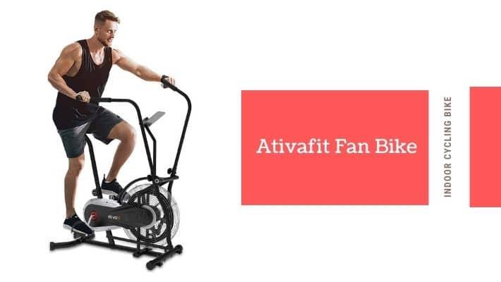 Ativafit Fan Bike