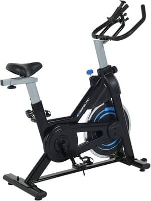 Exerpeutic Bluetooth Indoor Cycling Bike