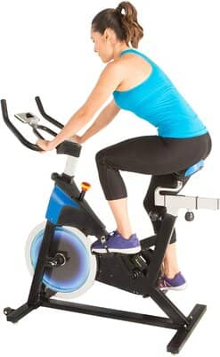Exerpeutic LX 8.5 Indoor Cycling