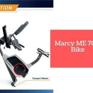 Marcy ME 706 Recumbent Exercise Bike