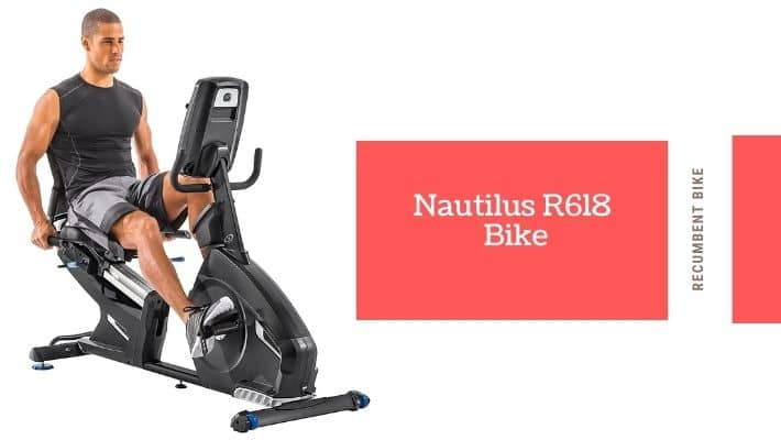 Nautilus R618 Recumbent Bike