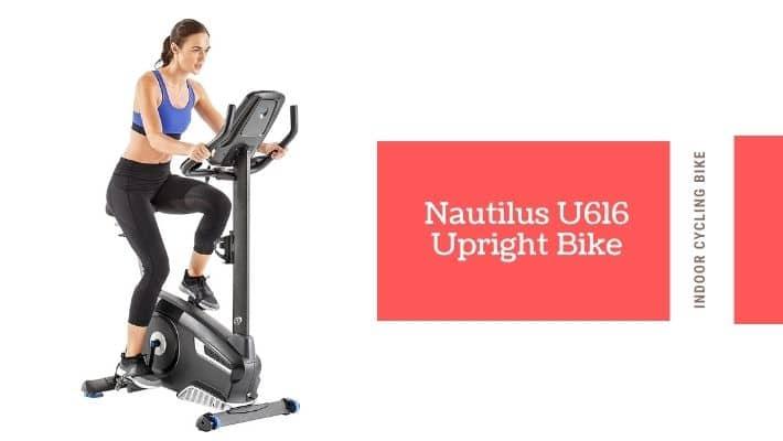 Nautilus U616 Upright Bike