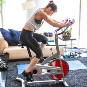 Spin Bike With Bluetooth