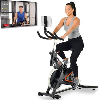 Womens Health Men Health Eclipse Bluetooth Indoor Cycling Bike
