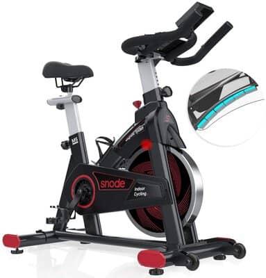 SNODE Magnetic Exercise Bike